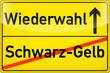Schwarz-Gelb / Wiederwahl