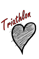 i love triathlon...