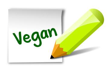 Vegan, vektor