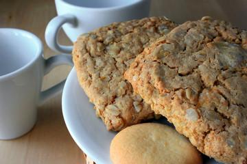Печенье на завтрак