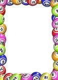 Bingo Balls Frame