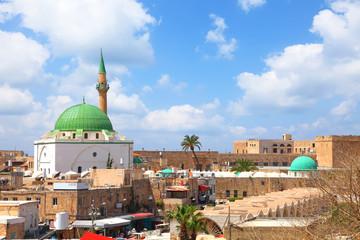 Ancient city Acre