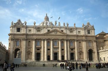 Basilica San Pietro, Roma