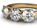 The beauty wedding ring - 50216391
