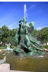 Stuhlmannbrunnen - Hamburg Altona