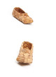 bast shoes, isolated