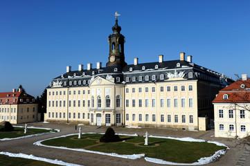 Jagdschloss Hubertusburg Wermsdorf
