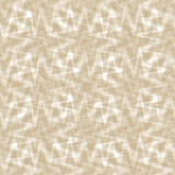 Retro seamless zigzag pattern poster