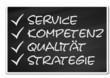 Tafel Service und Kompetenz