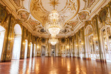 The Ballroom of Queluz National Palace, Portugal