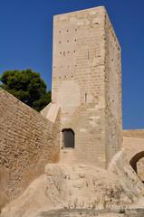 Castillo de Santa Bárbara, Alicante (España)