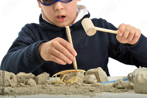 Child Archaeologist