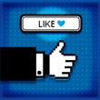 Like button (version 2)