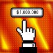 Million Dollars Button.