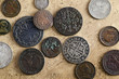 Old Spanish Coins