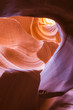 The Antelope Canyon, Page,