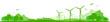 Landschaft Wind Solar Energie - 50234943