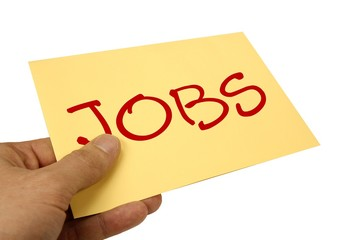 Karte Hand Jobs