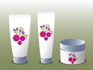 TubesOf Cream Or Gel