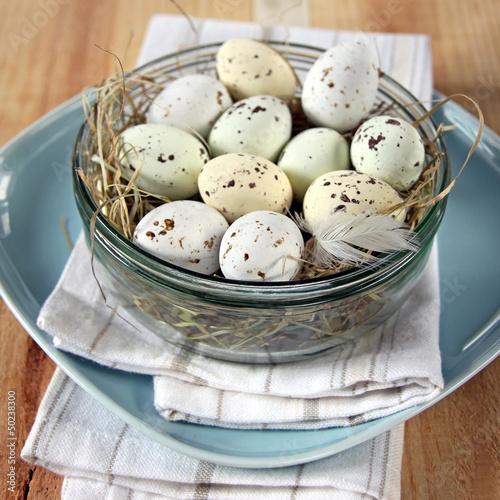 schoko-nougat-eier im heunest