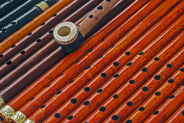 Wooden musical instruments -1