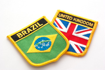 brazil and uk