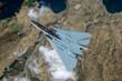 jagdflugzeug im einsatz