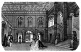 Inside the Kremlin Palace - Moscow - Russia - 19th century