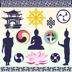 Icons and Symbols: Buddhism