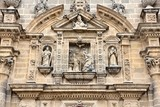 Jerez cathedral in Spain