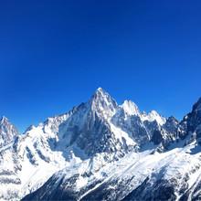 Aiguille Verte - Mont Blanc (Haute Savoie)