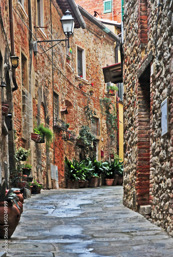 Fototapeta Lucignano, Arezzo - Toscana