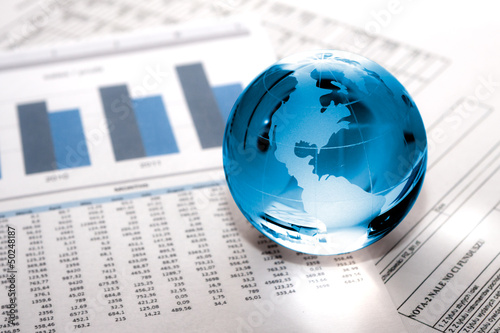 glass globe business. Global Market