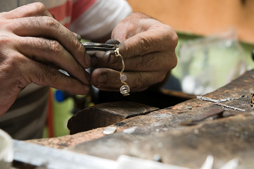 Traditional jewelry making