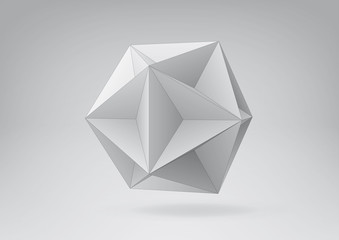 Great dodecahedron for your graphic design