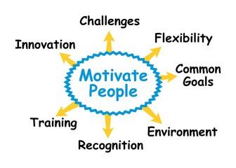 Motivate people