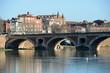 Promenade quais de la Garonne à Toulouse