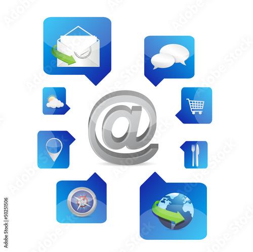 at application icons