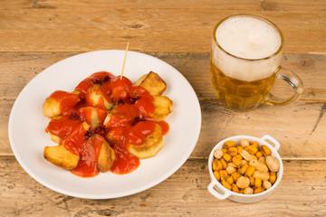 Spanish tapa