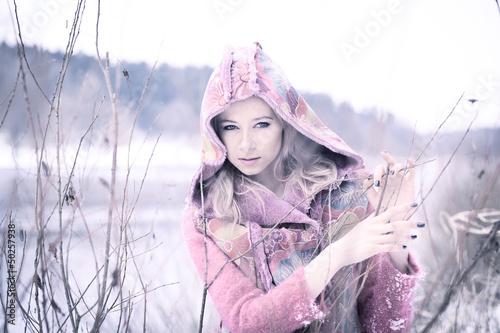 beautiful woman - 50257938