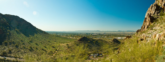 Piestewa / Squaw Peak Panoramic