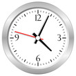 Vector clock graphics