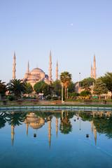 Sultan Ahmet Camii in Istanbul