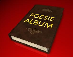 3D Buch II - Poesiealbum