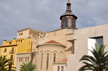 Church of Reparacion, Tortosa, Tarragona (Spain)