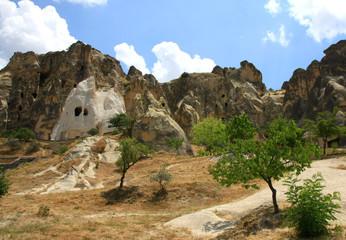 Goreme, Cappadocia. Rock Churches of Goreme