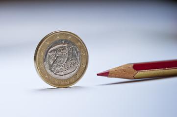 Euro rot