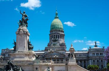 Buenos Aires Congress Monument