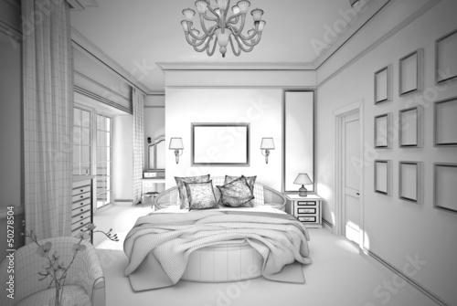 B&W classic interior