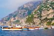 Barche a Positano